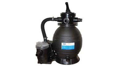 Attirant Sand Filter With Pump For Portable Pool